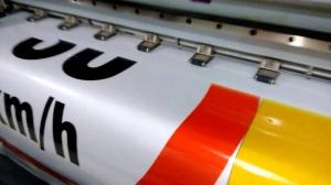 Adesivo Refletivo Impresso Adesivo Refletivo com Impressão Digital    Opção de corte especial